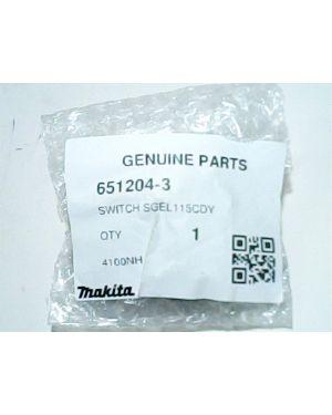 Switch 4100NB(4) 651204-3 Makita