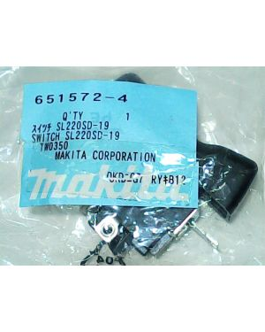 Switch SL220SD-19 BTW450(4) 651572-4 Makita