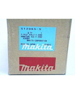 ทุ่นไฟฟ้า 4300BA 4300BV 512065-5 Makita