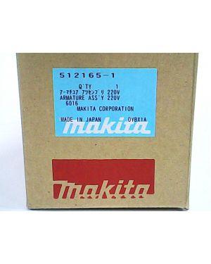 ทุ่นไฟฟ้า 6013 6016 512165-1 Makita