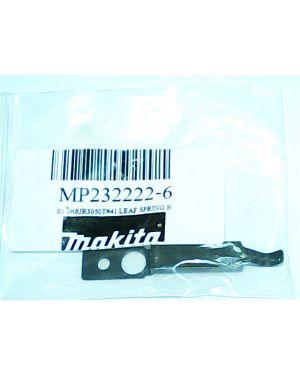 Leaf Spring B JR3050T(41) 232222-6 Makita
