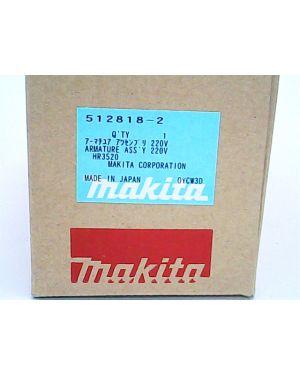 ทุ่นไฟฟ้า HR3520 512818-2 Makita