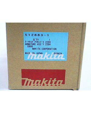 ทุ่นไฟฟ้า 6906 512883-1 Makita