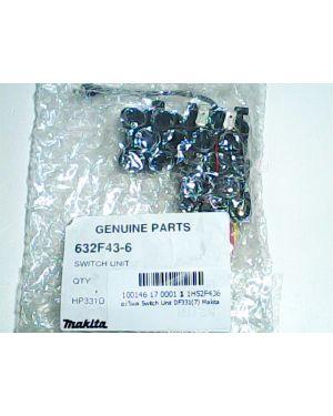 Switch Unit HP331D(7) DF331(7) Makita
