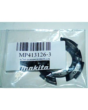 Guide Plate GA4030(8) 413126-3 Makita