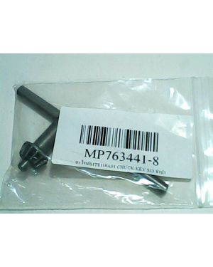 Chuck Key S13 MT811(A01) 763441-8 Makita
