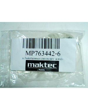 Chuck Key S6 MT650(A01) 763442-6 Makita