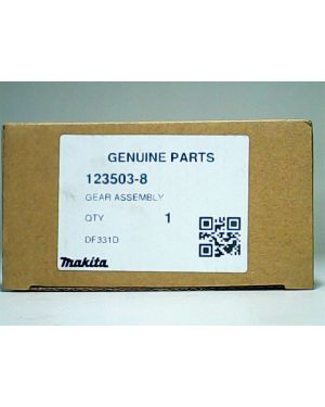 Gear Assembly DF331(11) 123503-8 Makita