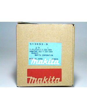 ทุ่นไฟฟ้า HR4030C HR4041C 513693-9 Makita