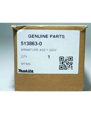 ทุ่นไฟฟ้า MT583 513863-0 Maktec