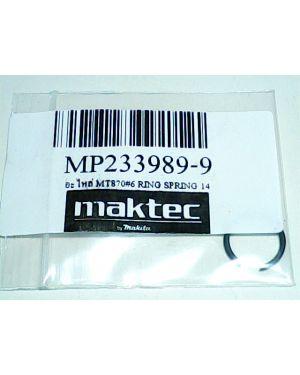 Ring Spring 14 MT870(6) 233989-9 Makita