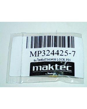 Lock Pin MT360(58) 324425-7 Makita