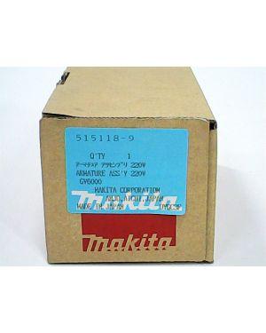 ทุ่นไฟฟ้า GV5000 GV6000 515118-9 Makita