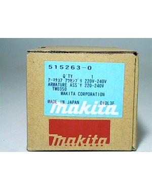 ทุ่นไฟฟ้า TW0350 515263-0 Makita