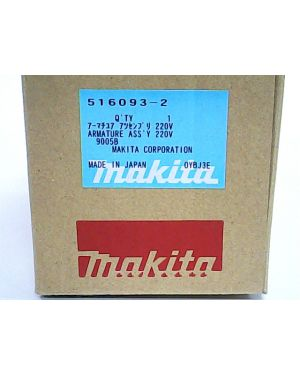 ทุ่นไฟฟ้า 9005B 9005N 9006N 516093-2 Makita
