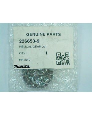 Helical Gear 29 HR2810(61) 226653-9 Makita