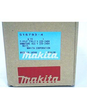 ทุ่นไฟฟ้า 9617 9617L 516793-4 Makita