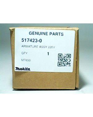 ทุ่นไฟฟ้า MT650 517423-0 Maktec