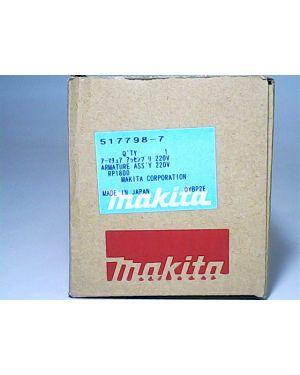 ทุ่นไฟฟ้า RP1800 517798-7 Makita