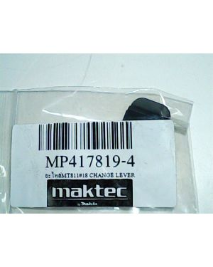 Change Lever MT811(18) 417819-4 Makita
