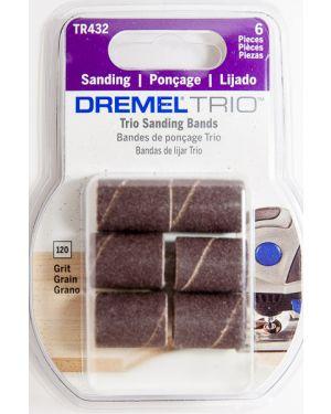 """ปลอกกระดาษทราย 1/2"""" #120 TR432 Dremel"""