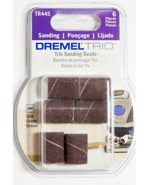 """ปลอกกระดาษทราย 1/2"""" #240 TR445 Dremel"""