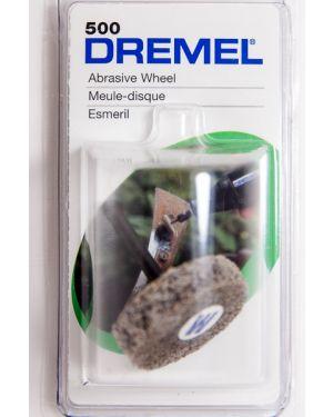 """ล้อขัดอลูมิเนียมออกไซด์ 1"""" 500 Dremel"""
