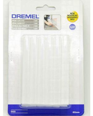 แท่งกาวสีใส 11mm GG11 TW Dremel
