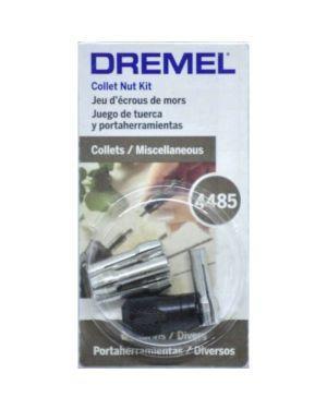 ชุดปากจับ4แบบ+หัวล็อค 4485 MX Dremel
