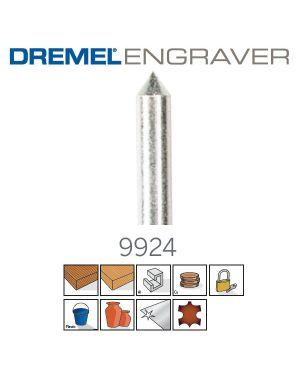 ดอกแกะสลัก คาร์ไบด์ 3Pcs 9924 CN Dremel
