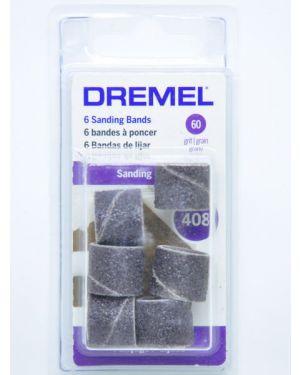 """ปลอกกระดาษทราย 1/2"""" #60 408 Dremel"""
