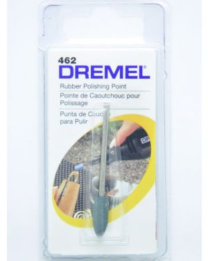 """หัวขัดยาง1/4"""" 462 Dremel"""