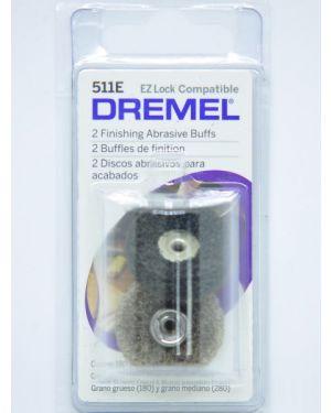 หนังขัดหยาบ EZ Lock E511 Dremel