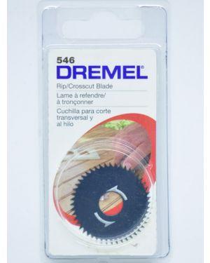 ใบเลื่อยคาร์บอนสตีล 546 Dremel