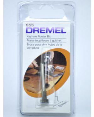 ดอกเซาะร่องตรง 7.9mm 655 Dremel