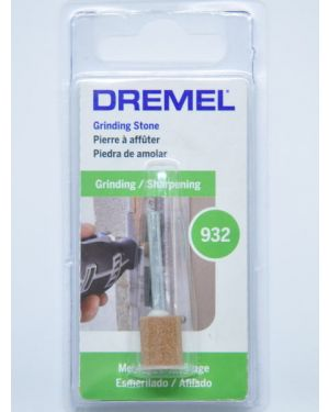 """หินเจียร์ AL Oxide 3/8"""" 932 Dremel"""