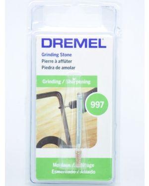 """หินเจียร์ AL Oxide 1/8"""" 997 Dremel"""