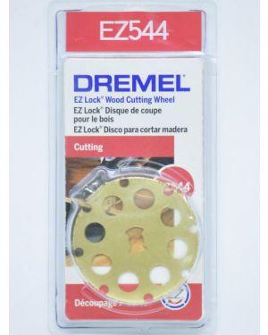 """ใบตัดไม้ Laminate EZ Lock 1 1/2"""" E544 Dremel"""