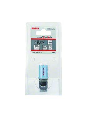 """ถ้วยเจาะ 20mm 25/32"""" #781 Bosch"""