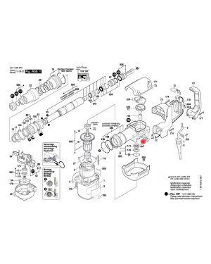 ก้านต่อ GSH388X 1610099004 Bosch