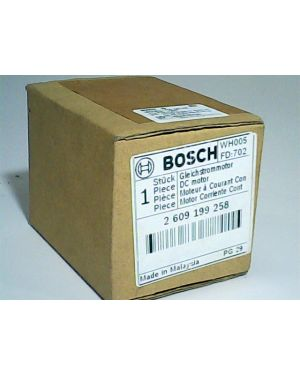 DC Motor 10.8V 2609199258 Bosch