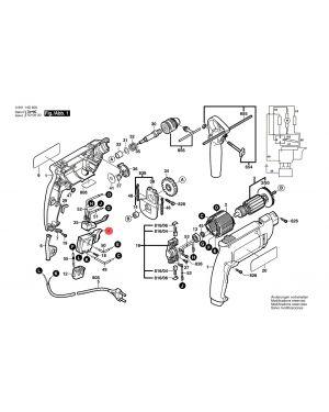 สวิทซ์ GSB550RE 1607200172 Bosch