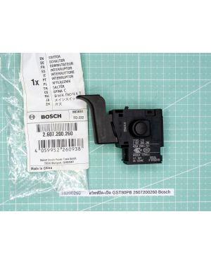 สวิทซ์ปิด-เปิด GST80PB 2607200260 Bosch