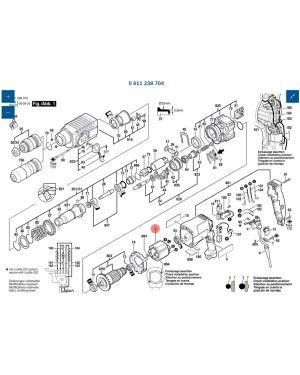 ฟิลคอยล์ #2 GBH2-24DFR 1614220172 Bosch