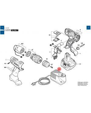 แท่นชาร์จ GSR9.6-2 2607224391 Bosch