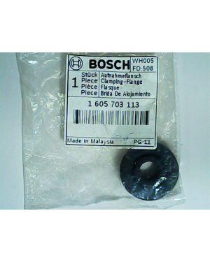 น็อตล็อคใบประกบล่าง #650/50 1605703113 Bosch