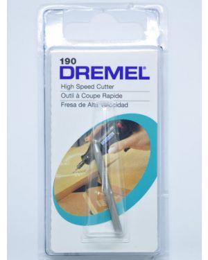 ดอกแกะสลักความเร็วสูง 2.4mm 190 Dremel