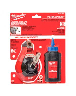 Fine Line Chalk Reel Blue 48-22-3992 MWK