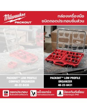 PACKOUT Low Profile Organizer 48-22-8431 MWK