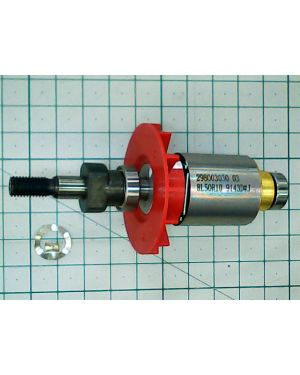 Rotor Assembly M18 FBL(43) 208226001 MWK